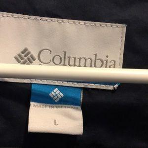 Columbia Jackets & Coats - New Navy Large Columbia Jacket